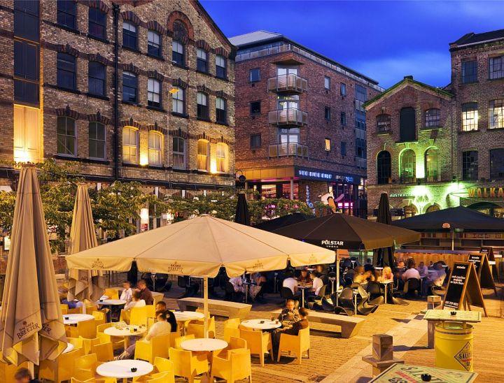 The Ropewalks Madison Square, Liverpool, Merseyside. (c) English Heritage