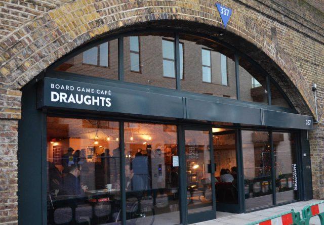 draughts london